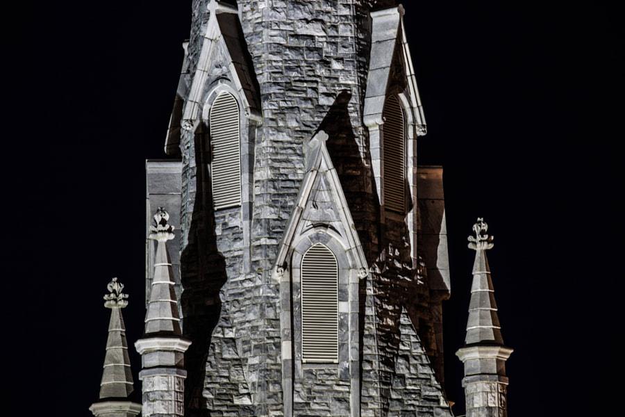 Gothic Spire by Mark Becwar on 500px.com
