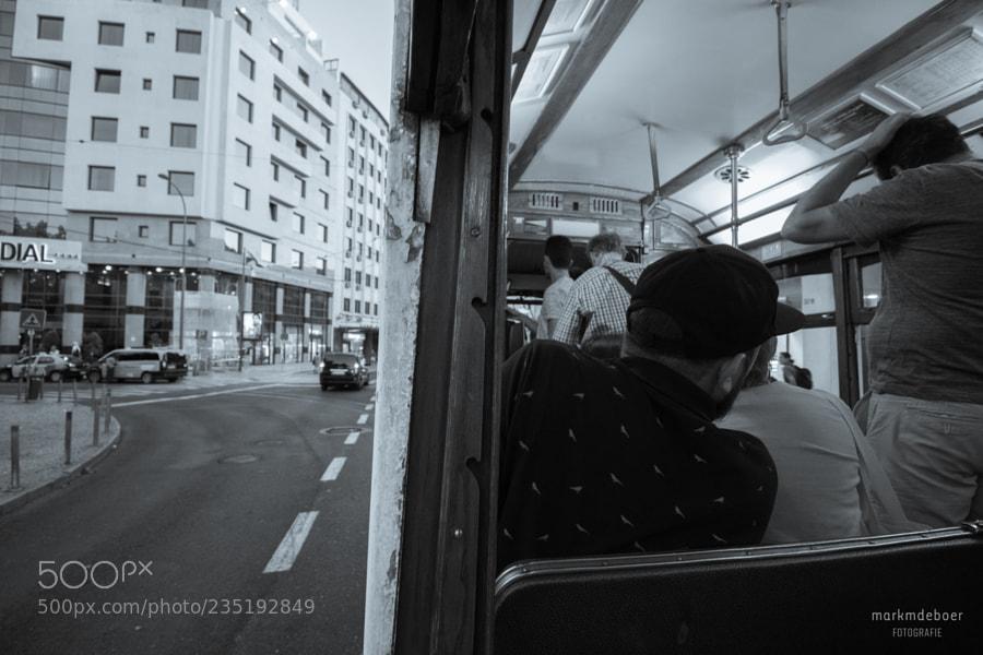 A street car named 28