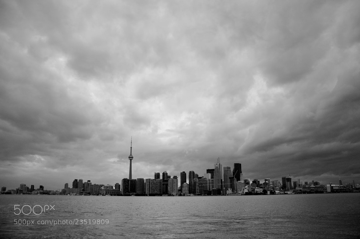 Photograph Toronto by Ali Inay on 500px