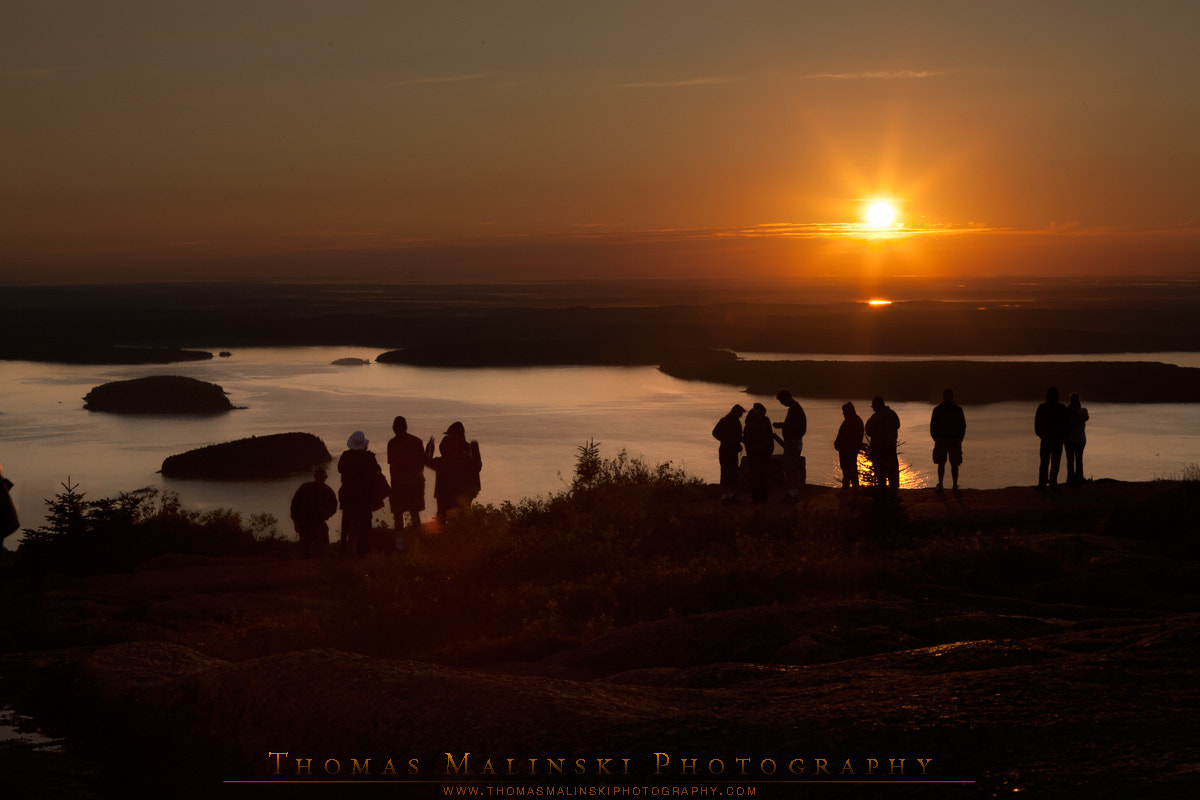 Photograph Cadillac Mountain - Acadia by Thomas Malinski on 500px