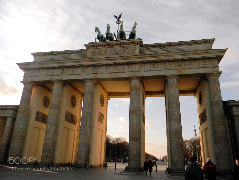 Photograph Brandenburger tor by giuglia  on 500px