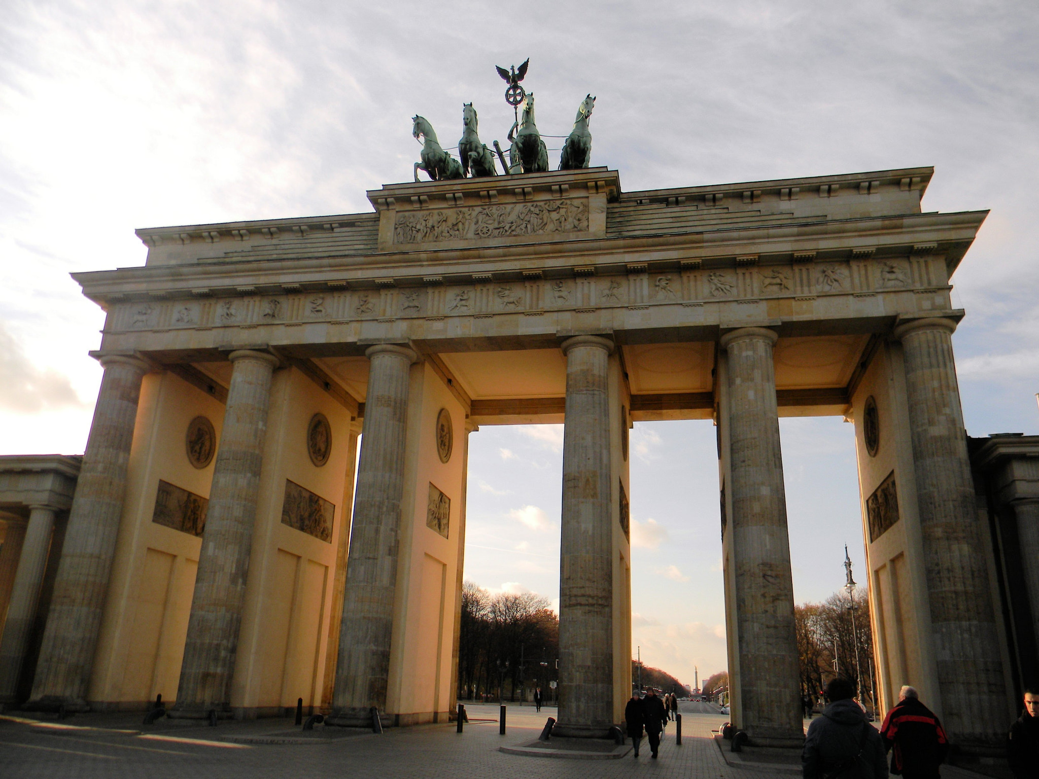 Photograph Brandenburger tor by giuglia  on 500px