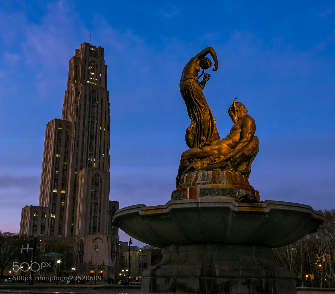 Photograph Ever Dance With the Devil in the Blue Hour Light? by Kurt Miller on 500px