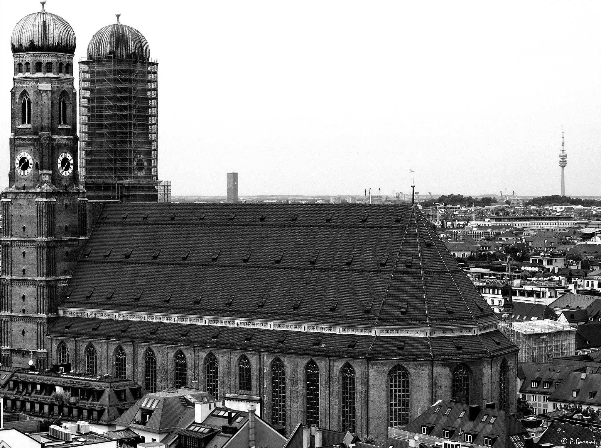 Photograph München Frauenkirche by Garmatis Pantelis on 500px
