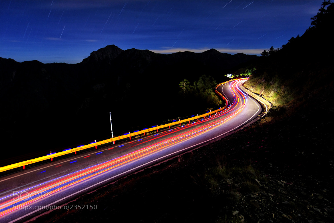 Photograph light trails by H.Y. Bai on 500px