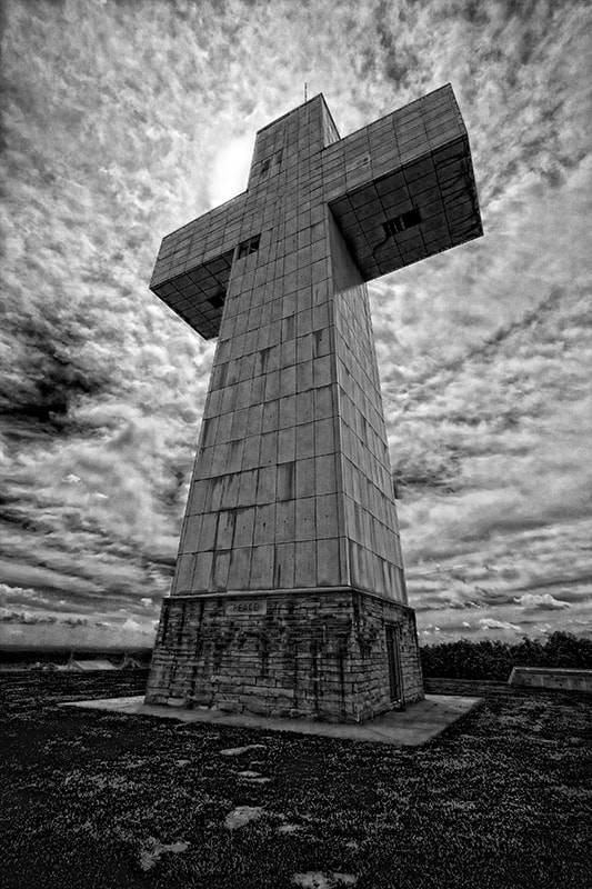 Photograph Cross by Rick Ehrenberg on 500px