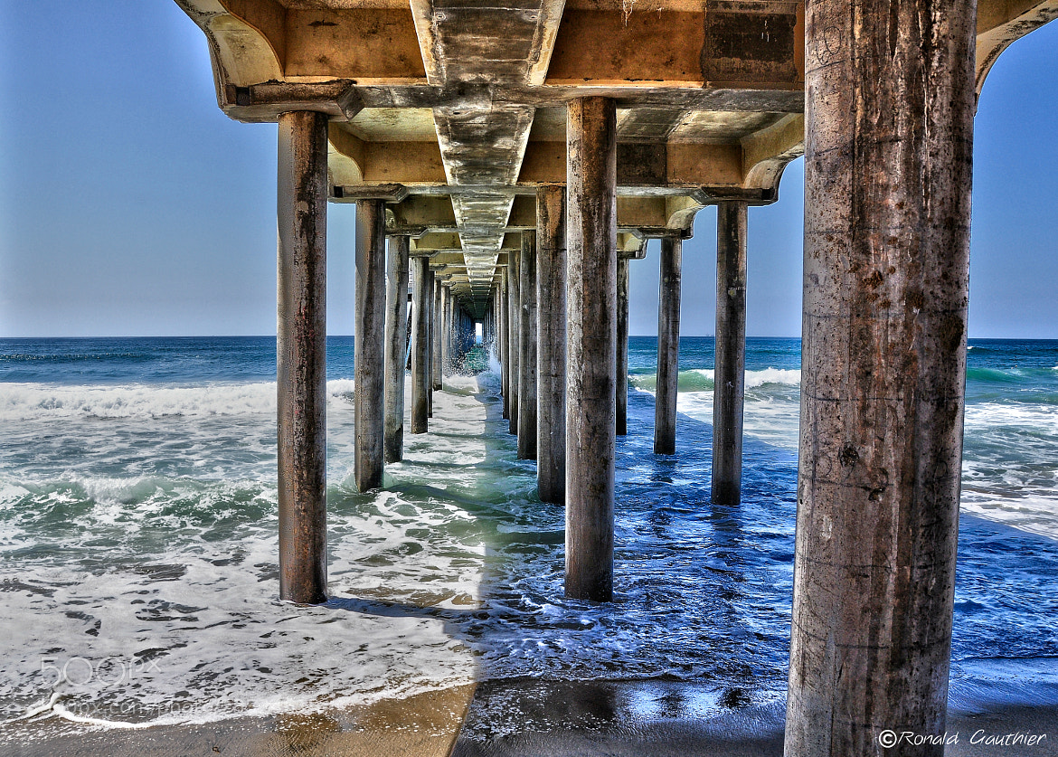 Photograph Surf City USA ! by Ron Gauthier on 500px