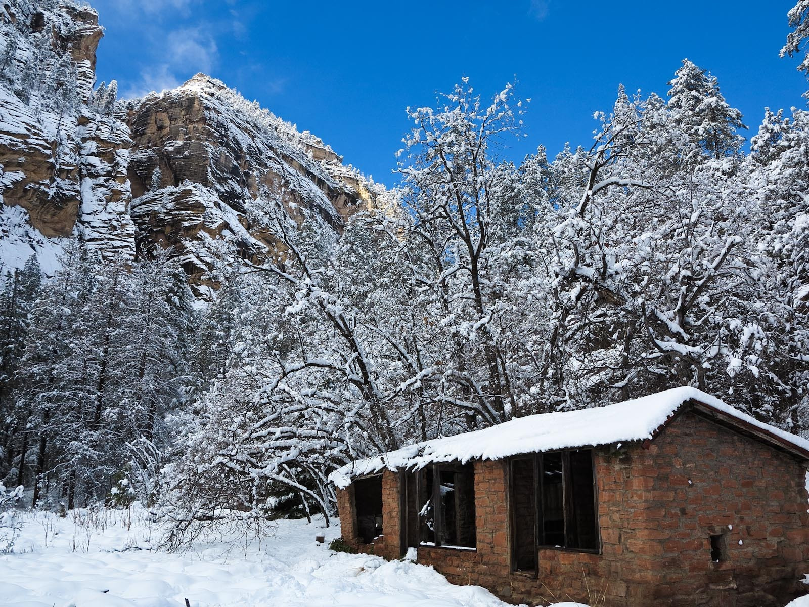 Photograph West Fork Cabin by Norm Cooper on 500px