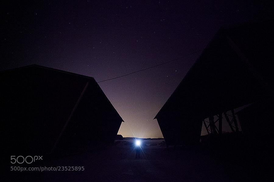 Photograph Alone In The Dark by Sami Heiskanen on 500px