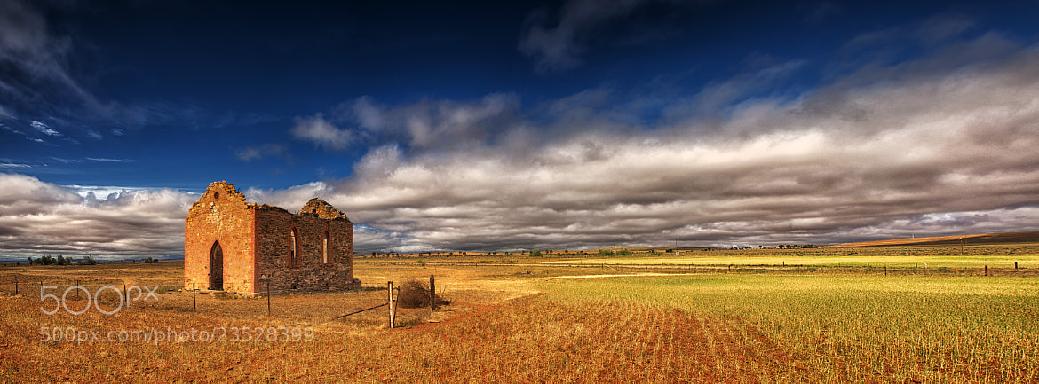 Photograph The Chapel Ruins by Jay Daley on 500px