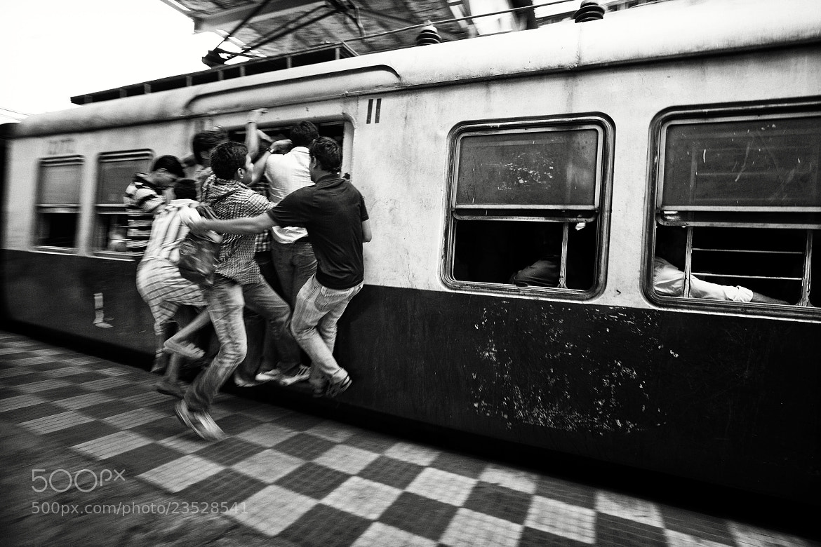 Photograph Rush Hour by Tashi Delek on 500px