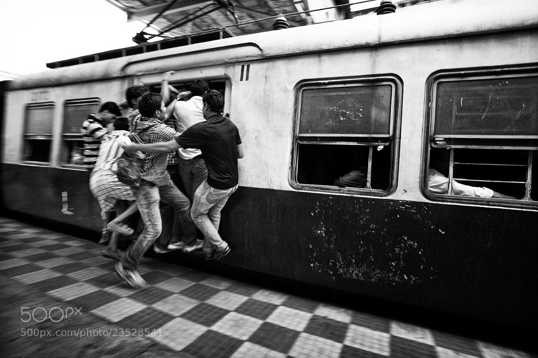 Photograph Rush Hour by Tashi_Delek Nakata on 500px