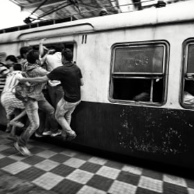 Rush Hour by Tashi Delek (the22row)) on 500px.com