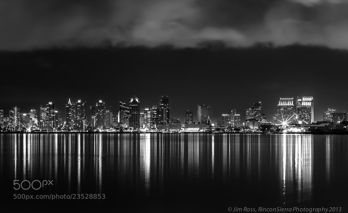 Photograph San Diego in B&W!!! by Jim Ross on 500px