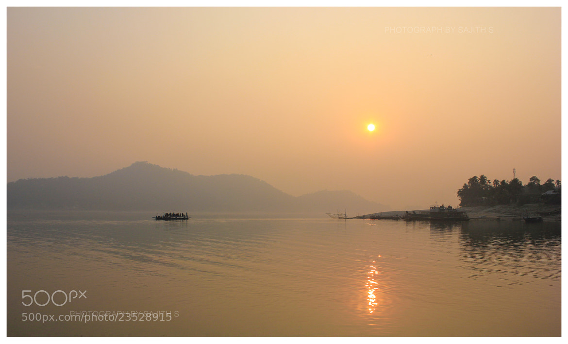 Photograph Ferry Ghat by Sajith S on 500px