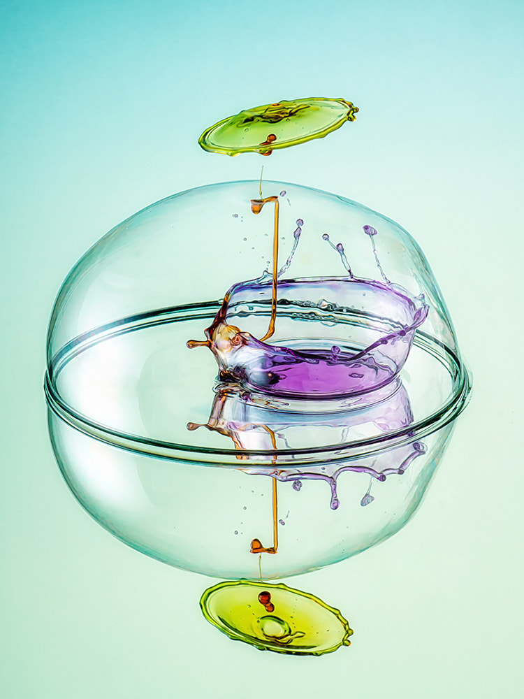Photograph Over the Bubble by Markus Reugels on 500px