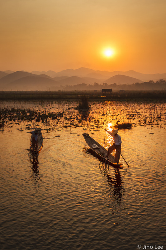 Photograph Golden Morning I by Jino Lee on 500px