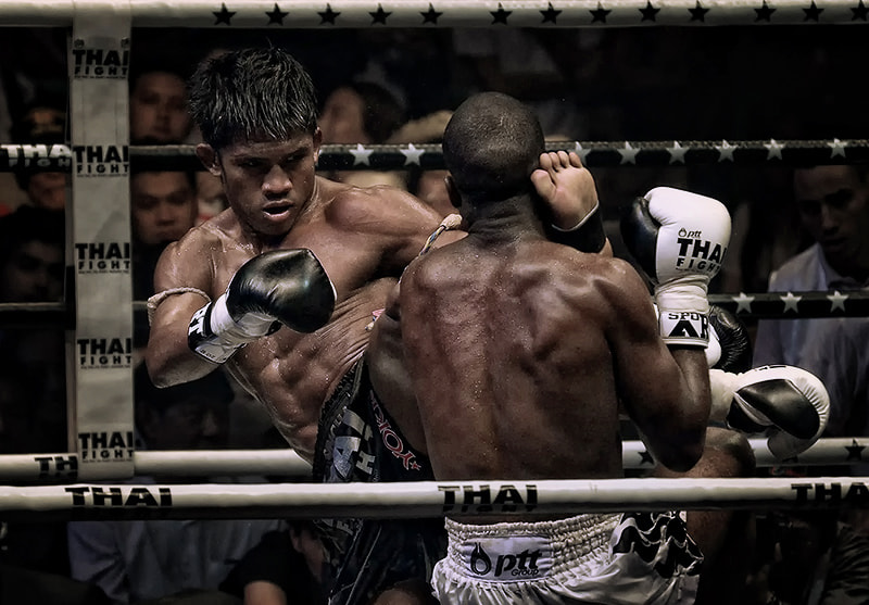 Photograph Thai fight 2011 by Auttapon Nunti on 500px