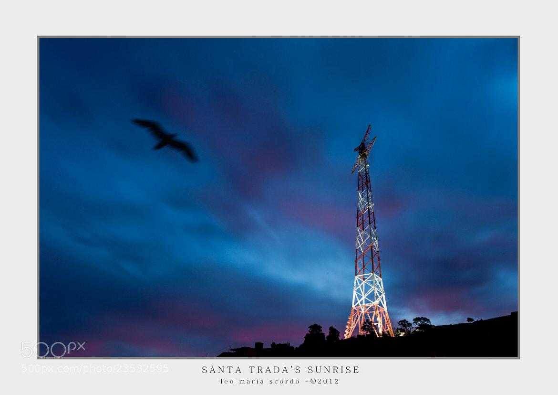 Photograph SANTA TRADA'S SUNRISE by Leo Maria Scordo on 500px