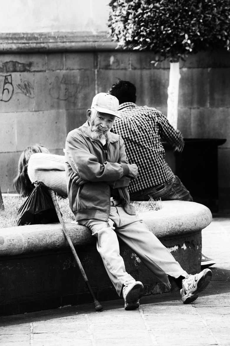 Photograph Old man by Gerardo Aguilar on 500px