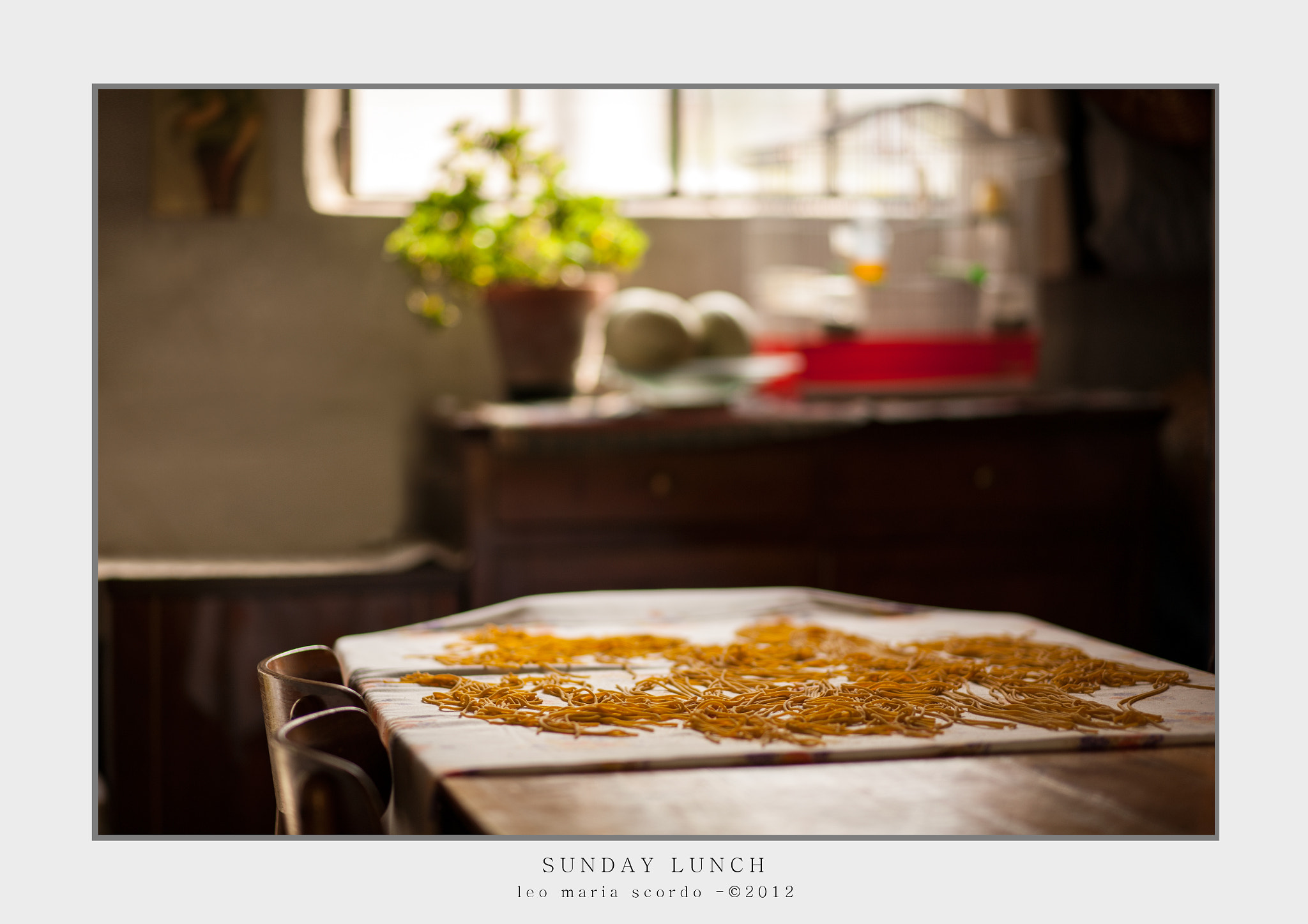 Photograph SUNDAY LUNCH by Leo Maria Scordo on 500px