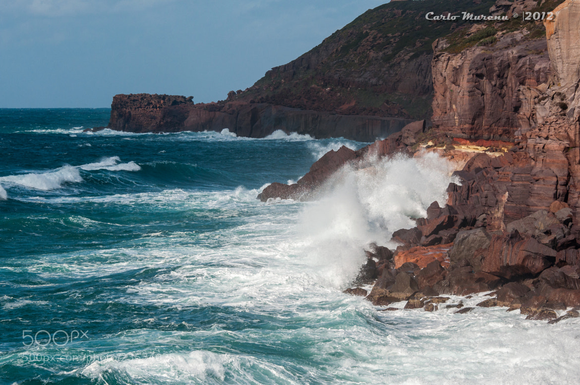 Photograph The wave by Carlo Murenu on 500px