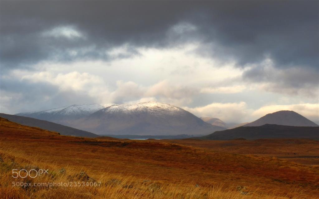 Photograph Connemara landscape  by Annie Japaud on 500px