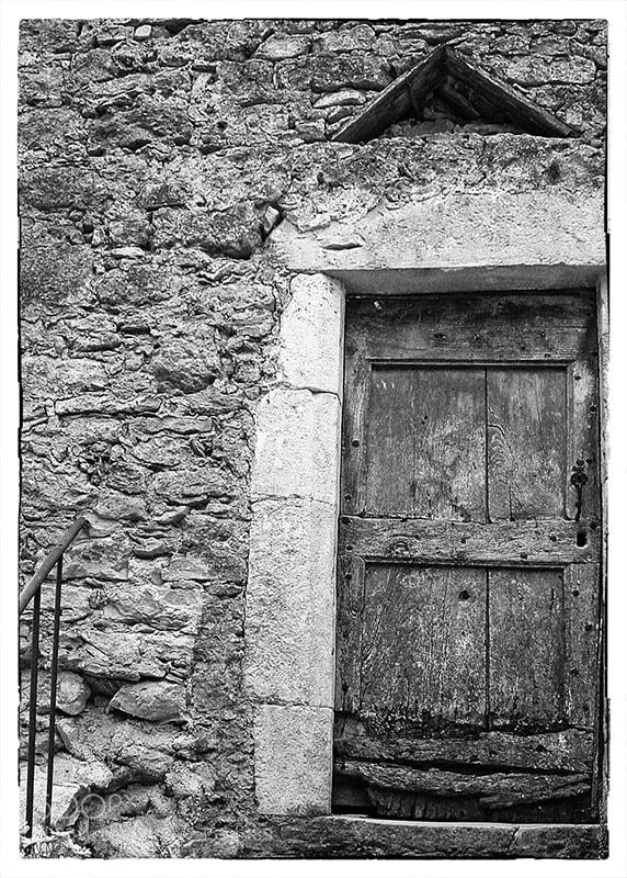 Photograph The secret Door by FONZY Laurent on 500px