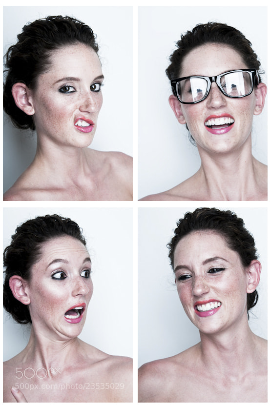 Photograph Photo booth with Ashley pt2 by Daniel Weinand on 500px