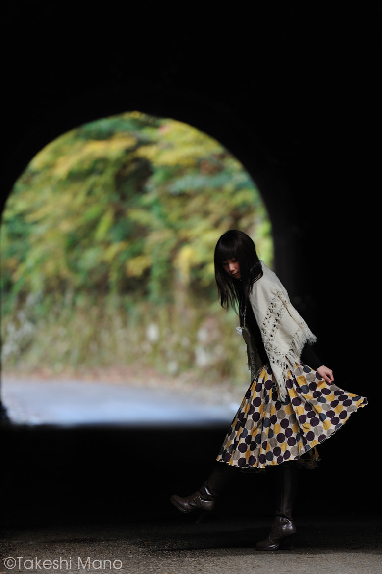 Photograph tunnel by Takeshi Mano on 500px