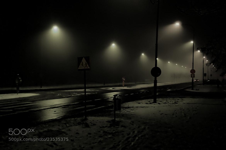 Photograph Night patrol by Jacek Gadomski on 500px