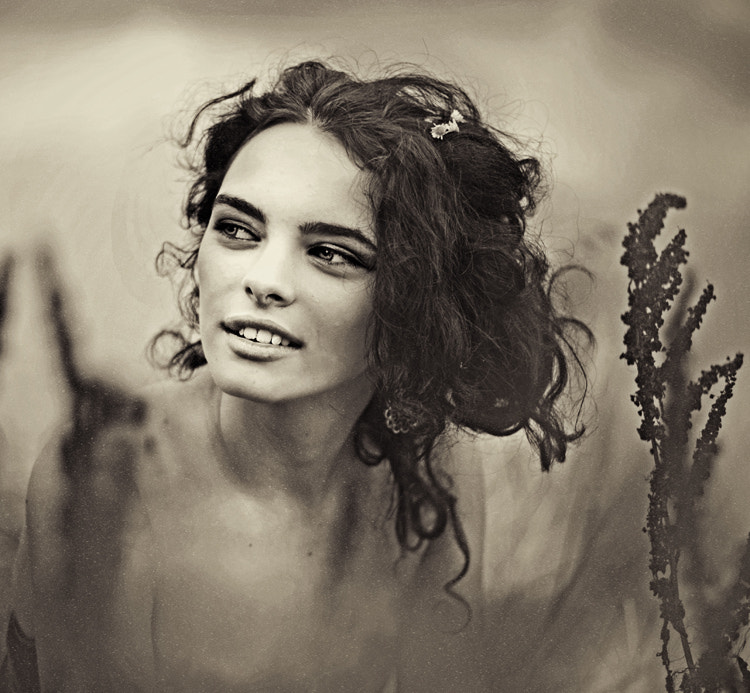 Photograph italian smile by cristina venedict on 500px