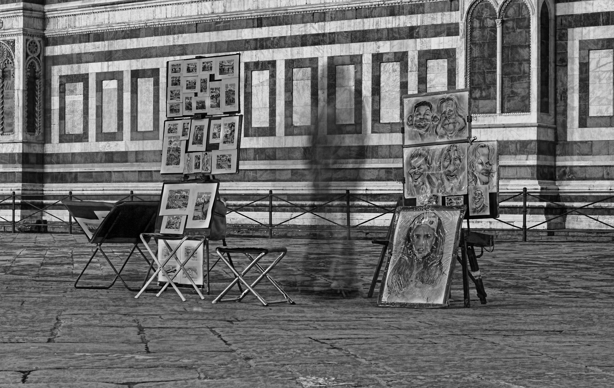 Photograph Ghost painter by Stanley Azzopardi on 500px