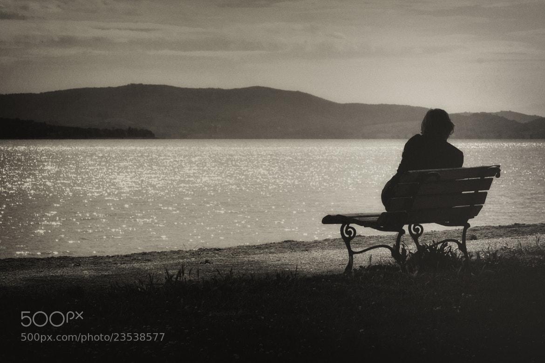 Photograph Waiting by Antonio  longobardi on 500px