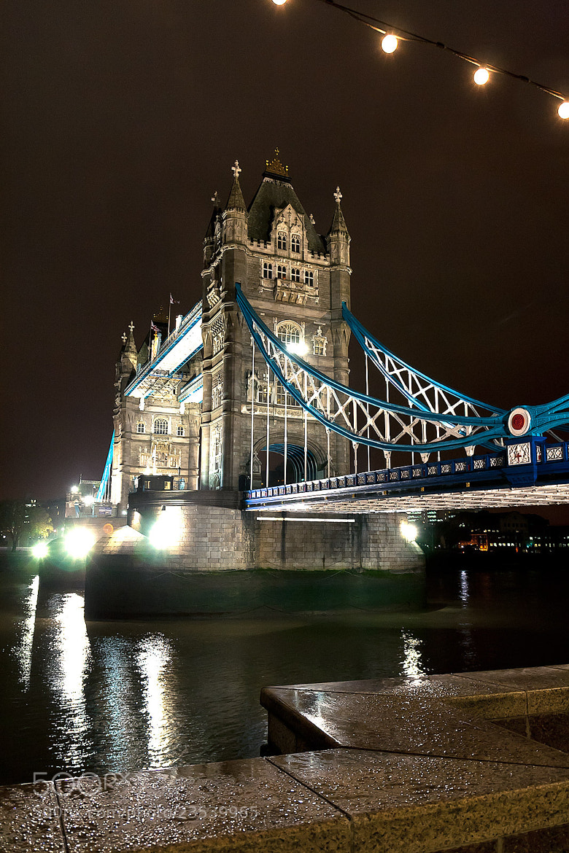 Photograph Tower Bridge by Alessandro Bondesan on 500px