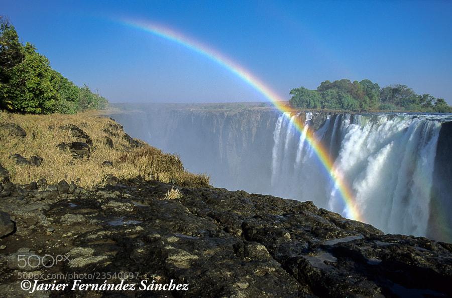 Photograph Victoria Falls by Javier Fernández Sánchez on 500px