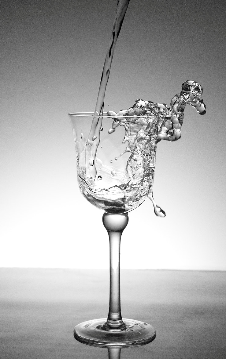Photograph Glass of Water by Bader Alsunaid on 500px