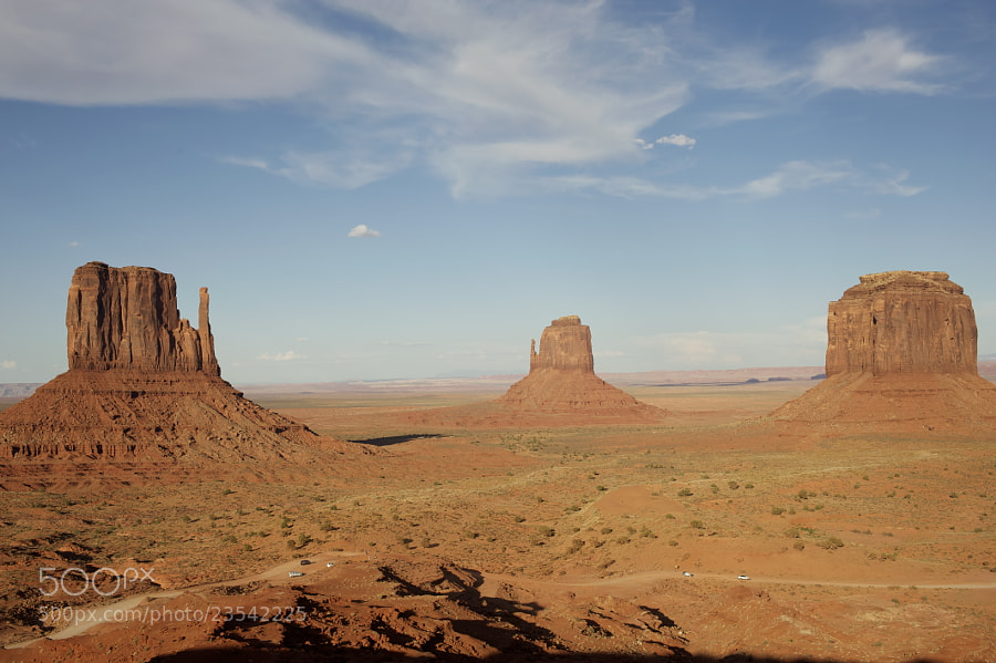 Photograph The Monument Valley by Angelo Ferraris on 500px