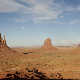 The Monument Valley by Angelo Ferraris (famigliaferraris)) on 500px.com