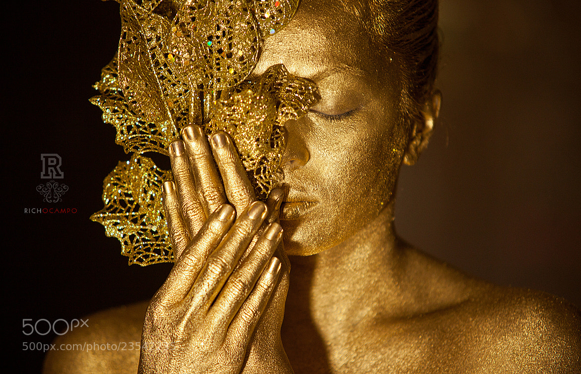Photograph Golden by Rich Ocampo on 500px