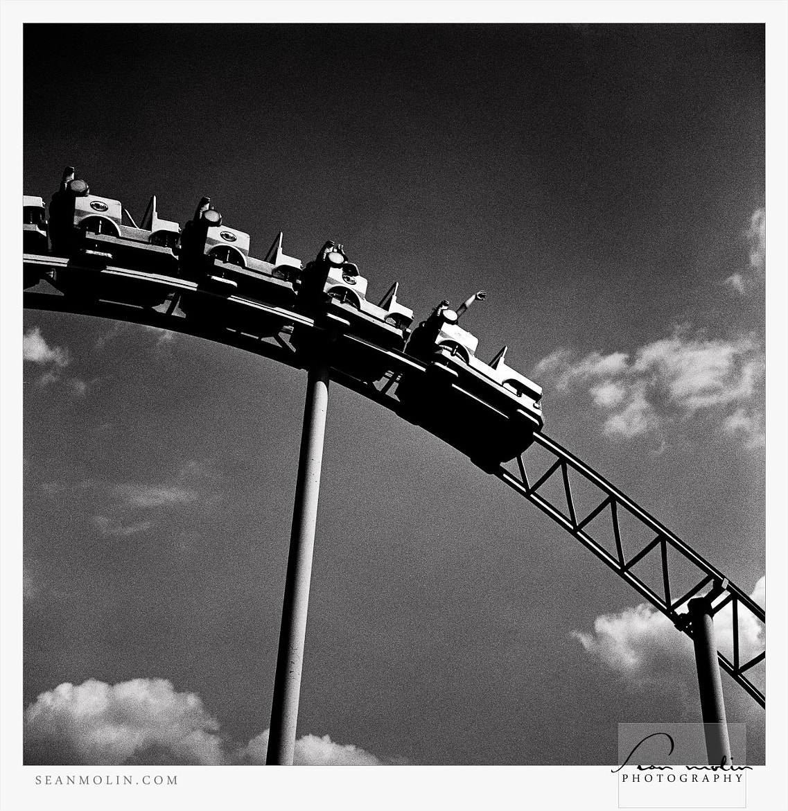 Photograph Rollei Coaster by Sean Molin on 500px