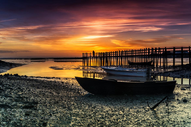 Photograph Magic colors sunrise ! by Emanuel Fernandes on 500px