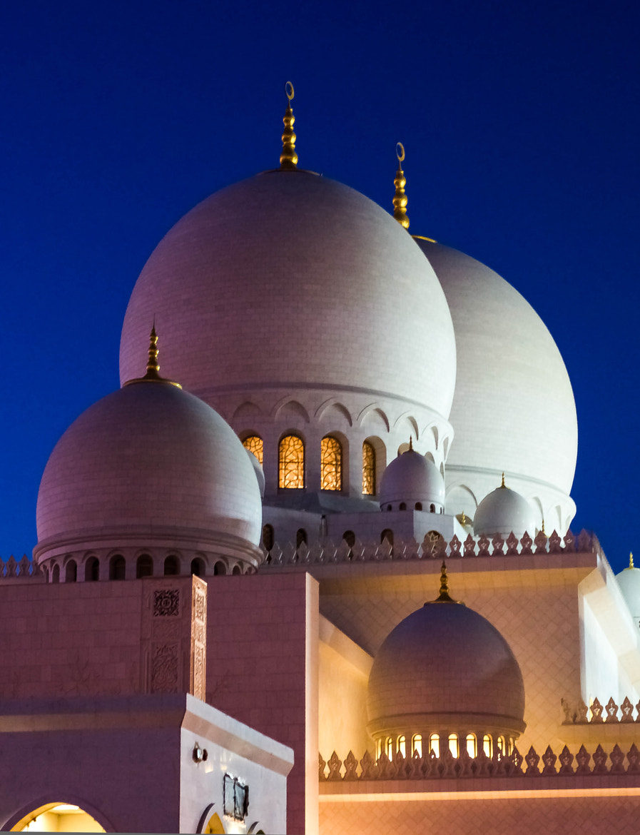 Photograph The Domes by julian john on 500px