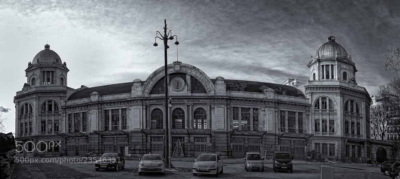 Photograph Estación del Norte by Daniel Romero Rodríguez on 500px