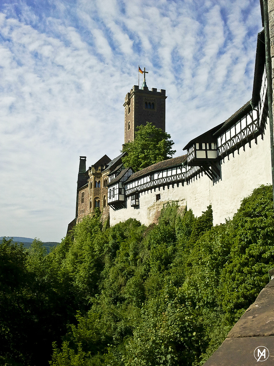 Photograph Wartburg by Martin S on 500px