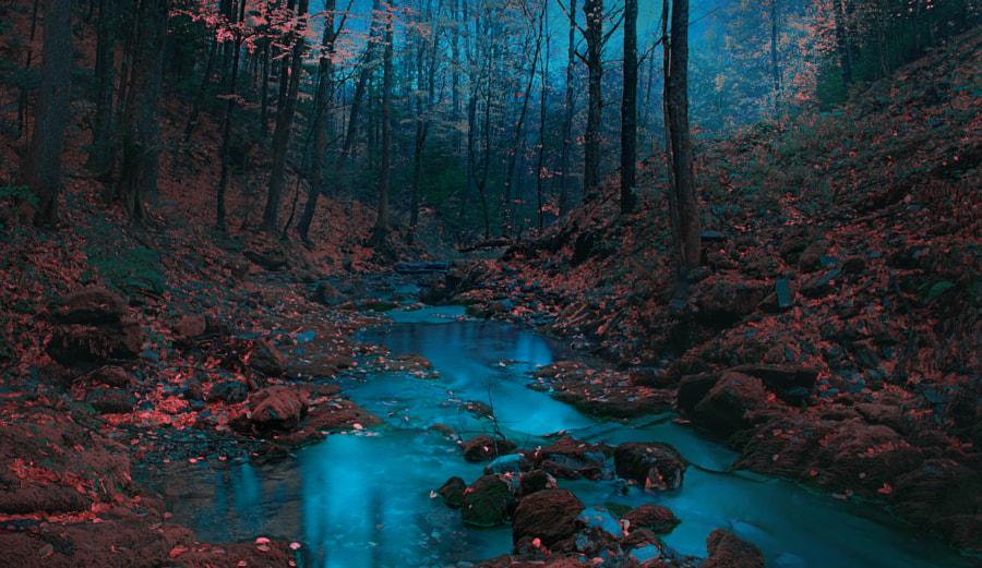 Mountain River by Mevludin Sejmenovic on 500px.com