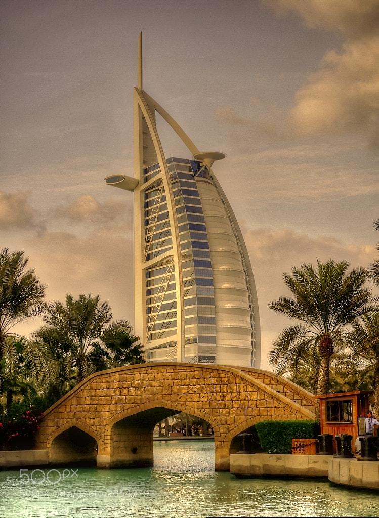 Photograph Burj Al Arab... by Almqvist Photo on 500px