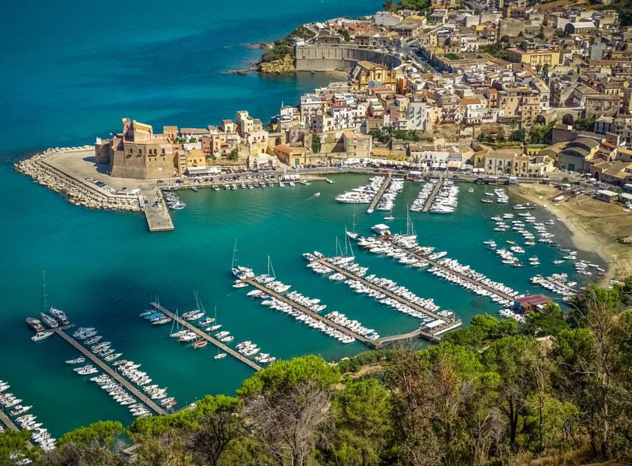 Castellammare del Golfo by Andrea Einaudi on 500px.com