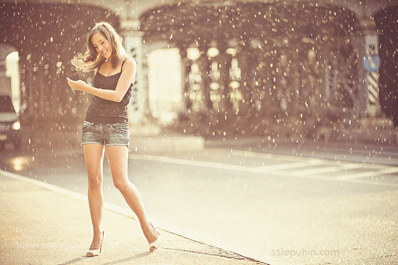 Photograph Summer Rain by Sergey Slepuhin on 500px