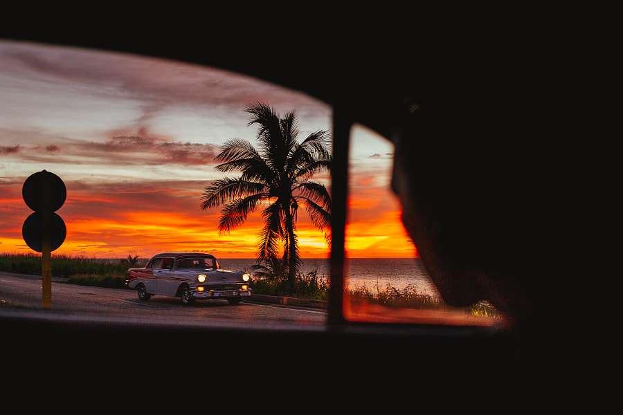 Stolen sunset in Cuba by Federico Ravassard on 500px.com